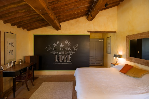 slow living vacations in Umbria Tuscany